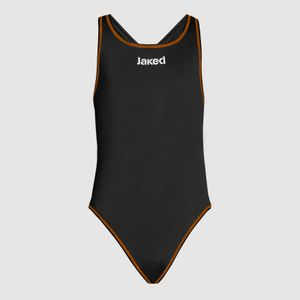 Milano Junior Solid Color Olympic Costume